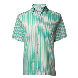 Stromboli Stripe Short Sleeve Men's Shirt