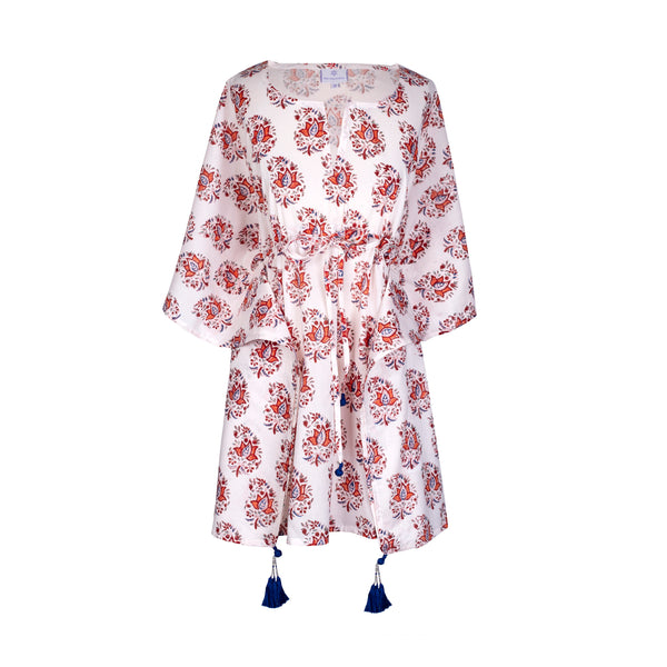 Zanino Short Kaftan BACK IN STOCK