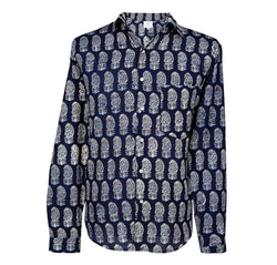 Rambagh Long Sleeve Men's Button Up Shirt