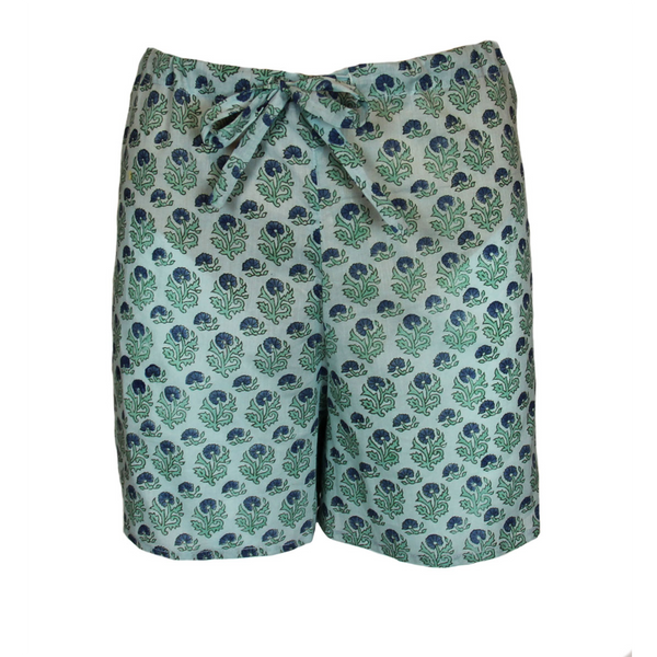 Jaipur Crystal Blue Lounge Short