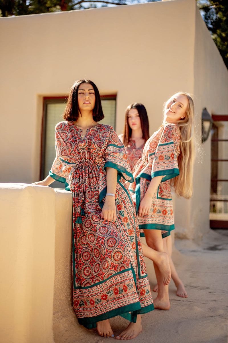 Arizona Maxi Kaftan Dress