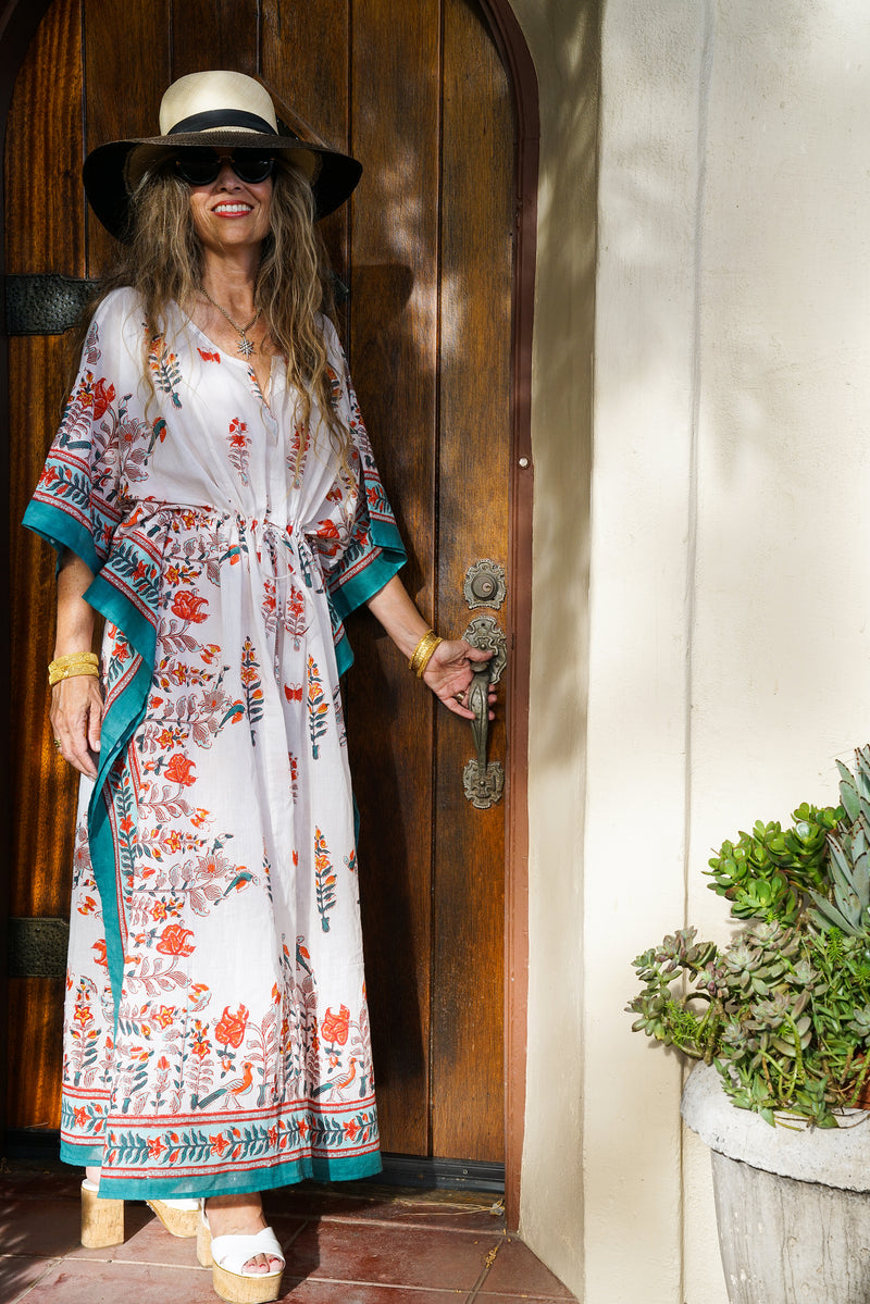 Nirvana Maxi Kaftan Dress
