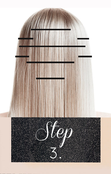 how to add clip-in hair extensions instructions
