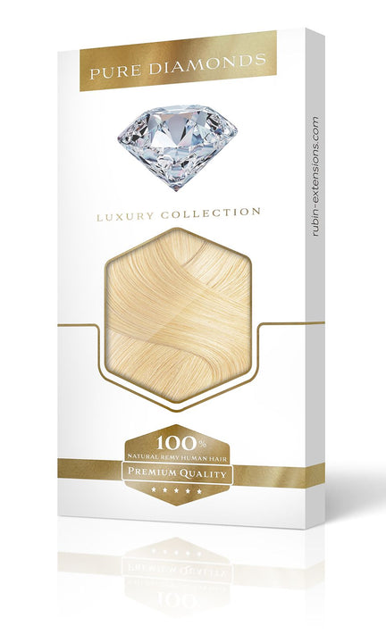 Pure Diamonds Honigblond Clip-in Haarverlängerungen