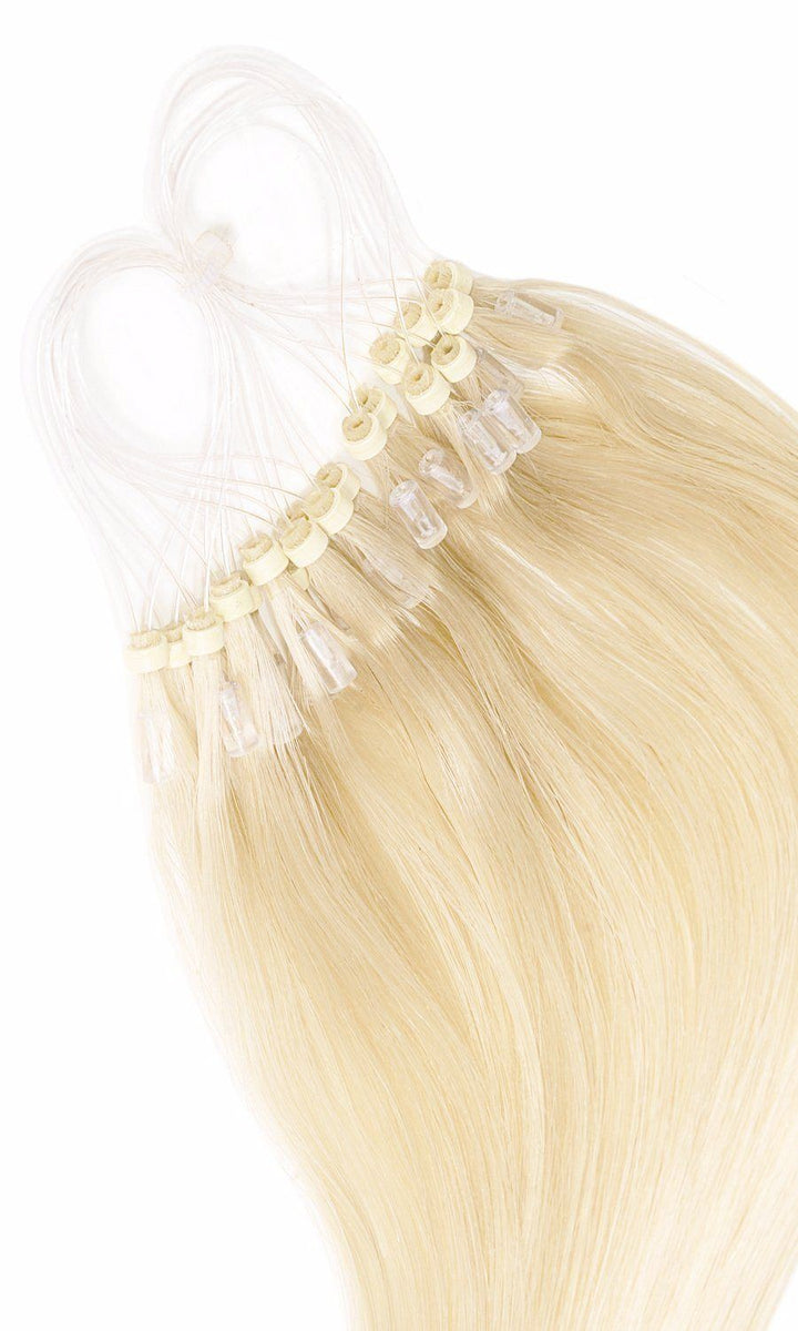 Pro Deluxe Goldblond Mircroring Extensions