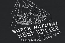 Reef Relief T Shirt - BLACK