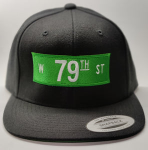 Custom Street Sign Hat
