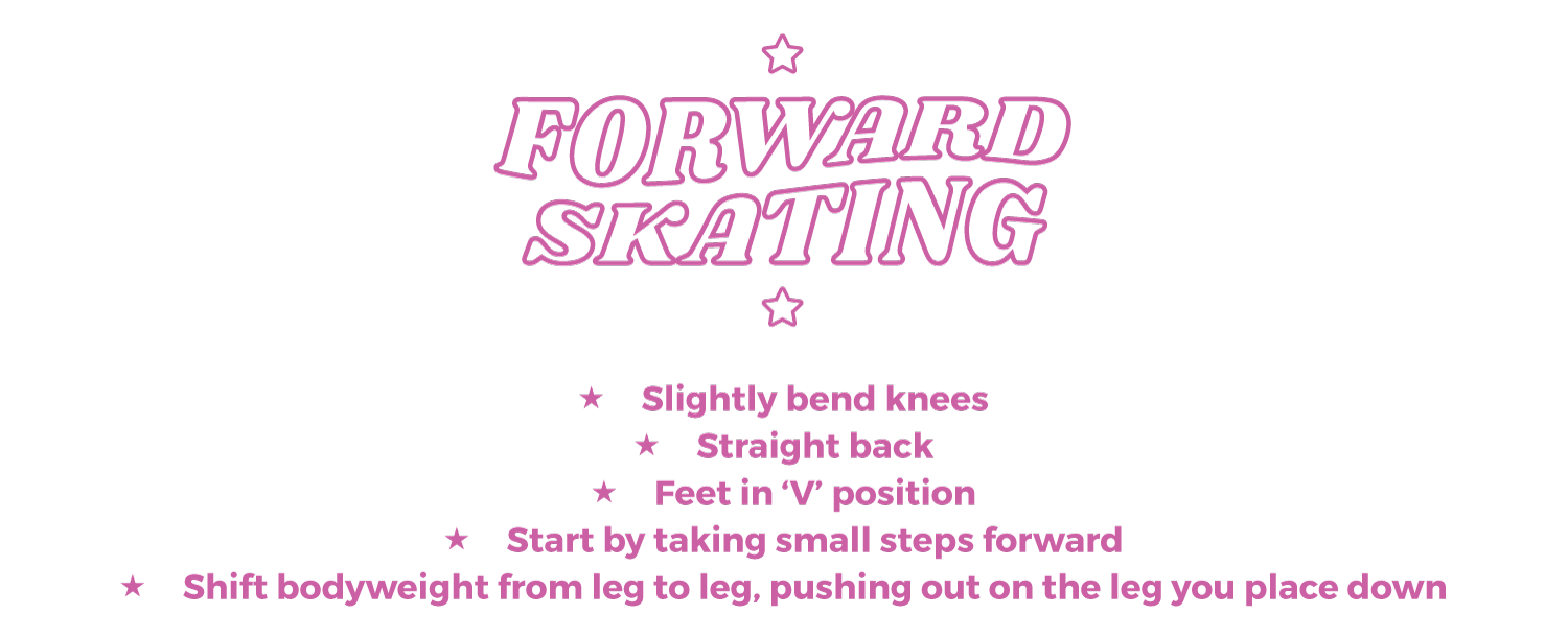 Forward Skating Tips
