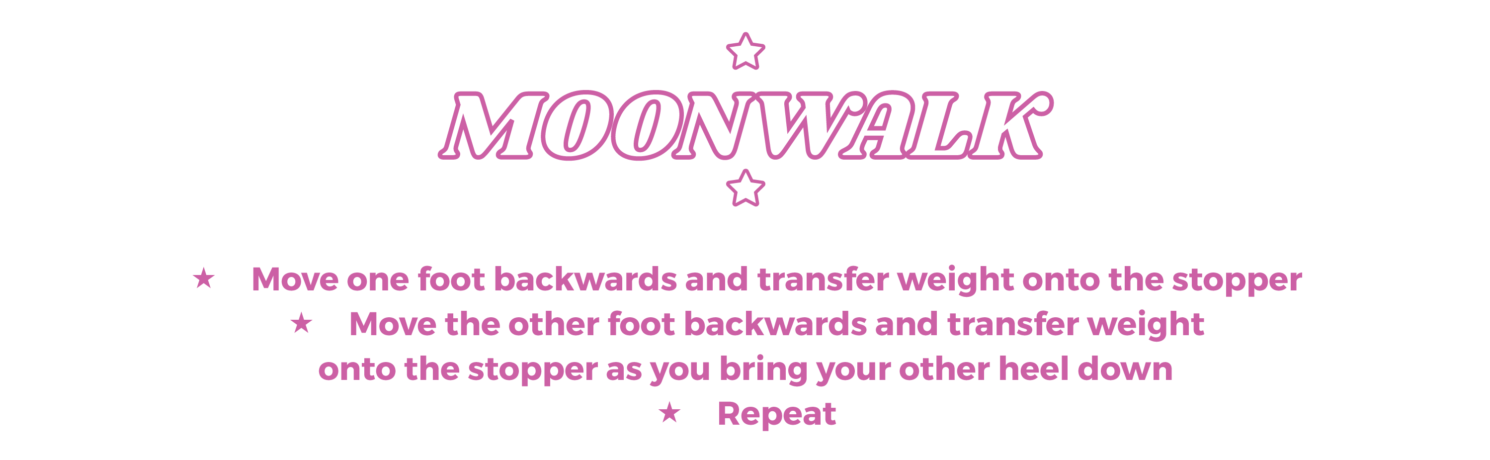 Moonwalk Trick Tips from Impala Rollerskates