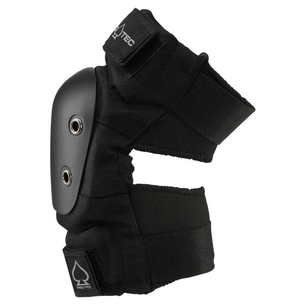 Protec Elbow Pads - Black, Accessories, rollerskate, impala