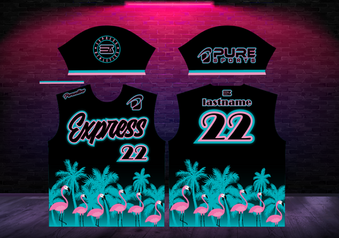 Paradise Midnight Edition Buy In: Short Sleeve Jersey