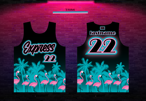 Paradise Midnight Edition Buy In: Mens Tank