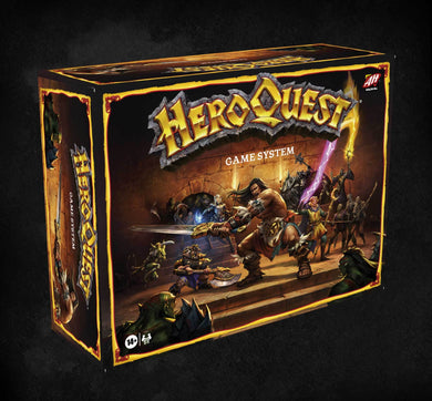 HeroQuest Game System - All In Mythic Tier