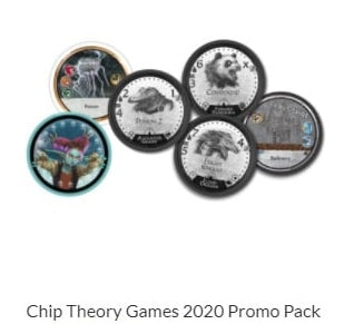 Chip Theory Games 2020 Promo Pack