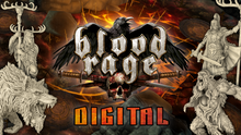 Blood Rage Digital Kickstarter Exclusive Physical Viking All-In Pledge