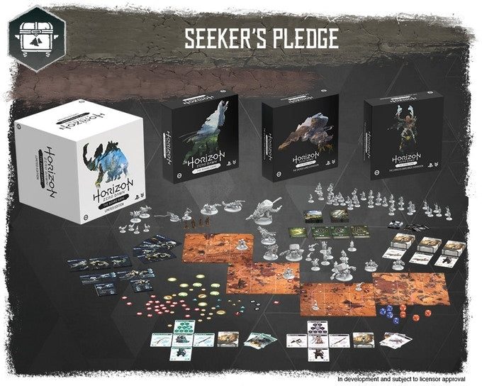 Horizon Zero Dawn: Limited Seeker Pledge