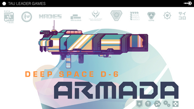 Deep Space D-6: Armada