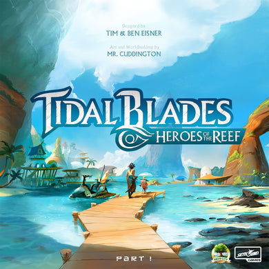 Tidal Blade Deluxe Edition and Angler's Reef Expansion