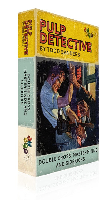 Pulp Detective & Double Cross Expansion