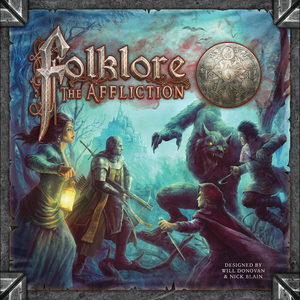 Folklore: The Affliction (2nd Ed) Soldier Pledge