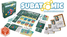 Subatomic: An Atom Building Game- Collector's Edition