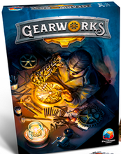 Gearworks: A Steampunk Strategy Game