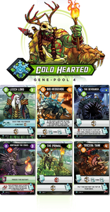 Mutants: The Card Game Ultimate Pledge