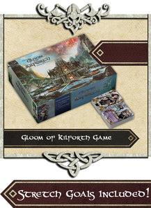 Gloom of Kilforth Core Game (Kickstarter 2nd Ed)