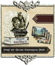 Gloom of Kilforth Hall In Pledge + Expansions (2nd ed)