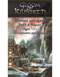 Gloom of Kilforth Hall In Pledge + Expansions + Shadows of Kilforth (Touch of Death)