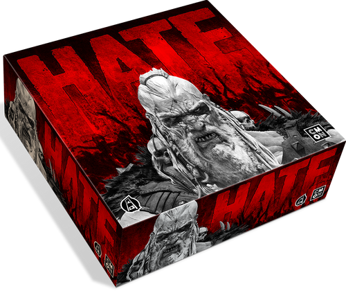 HATE - Kickstarter Exclusive Complete Bundle
