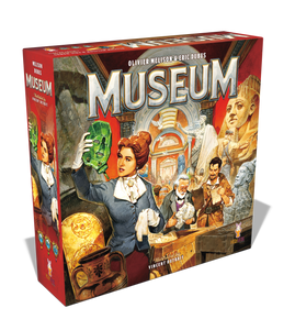 Museum - Grand Gallery Kickstarter Exclusive + ALL Expansions