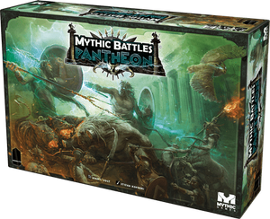 Mythic Battles: Pantheon God Pledge
