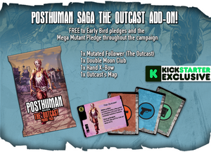 Posthuman Saga Mega-Mutant All-In Pledge