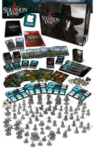 Solomon Kane Puritan Pledge with Expansions