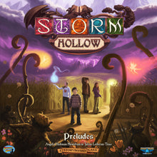 Storm Hollow: a Storyboard Game - Limited Edition Treasury