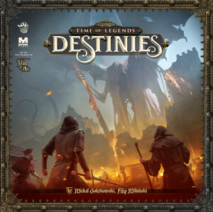 Time of Legends: Destinies All-In Legendary Pledge