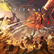 TITANS Epic All-In Pledge Featuring Kickstarter Exclusives