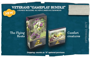 7th Continent: Veteran+ New Gameplay Bundle
