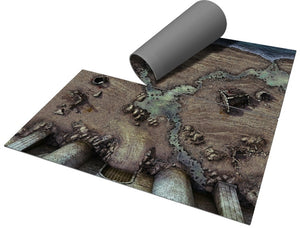 A Song of Ice and Fire Miniature Game Play Mats - CMON