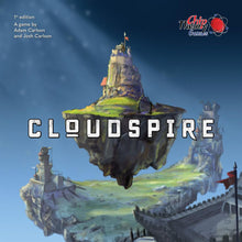 Cloudspire plus Expansions and Playmat