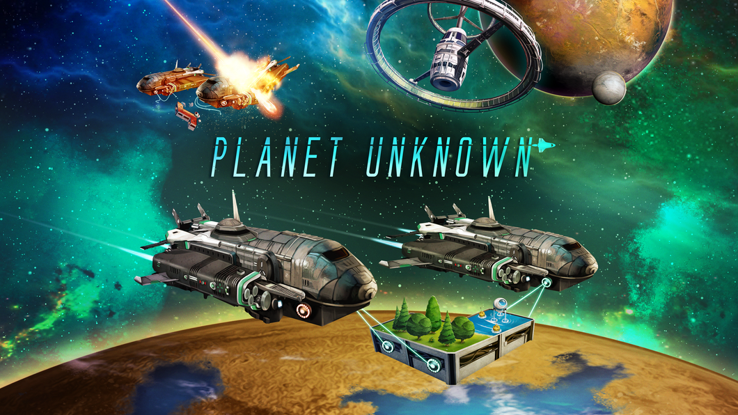 Planet Unknown Deluxe Edition