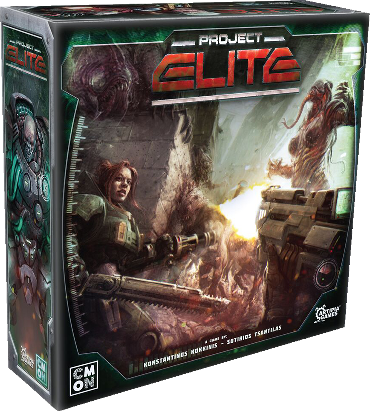 Project: Elite Kickstarter Terran Pledge