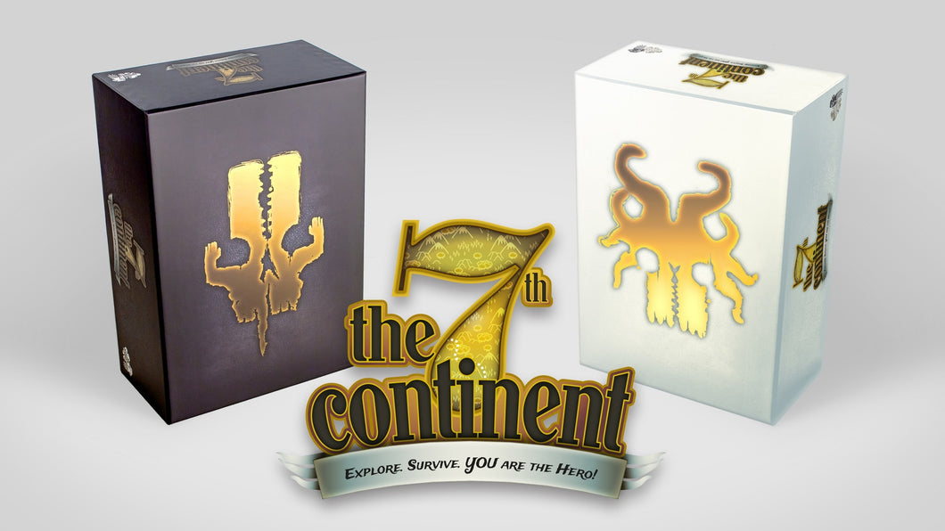 7th Continent: Rookie + Complete Gameplay Bundle