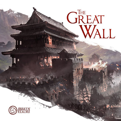 The Great Wall Dragon Pledge (with miniatures)