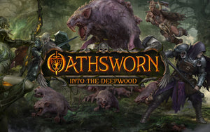 Oathsworn: Into the Deepwood Core Pledge with Miniatures
