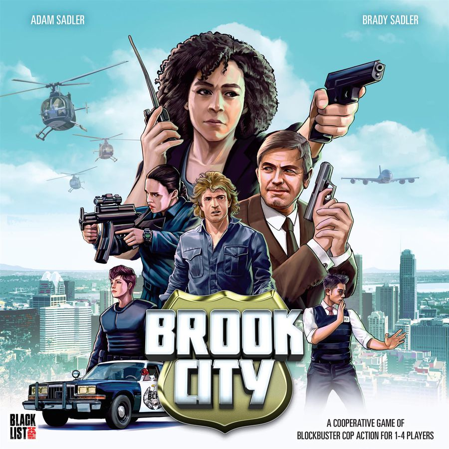 Brook City Officer Pledge & All Extras
