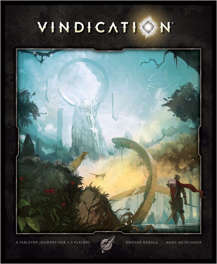 Vindication (formerly Epoch: The Awakening) Swanky Box Pledge with Exclusive Component Upgrades