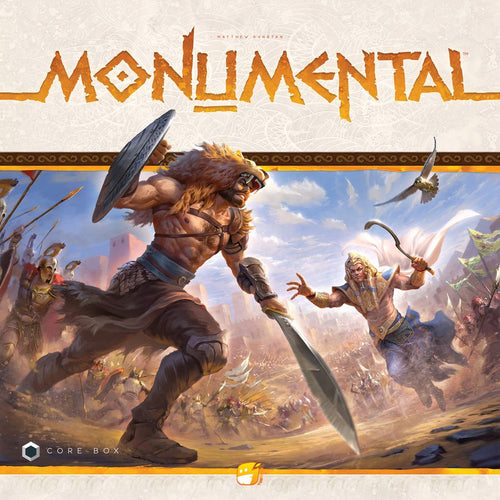 Monumental Deluxe Edition Kickstarter Exclusive