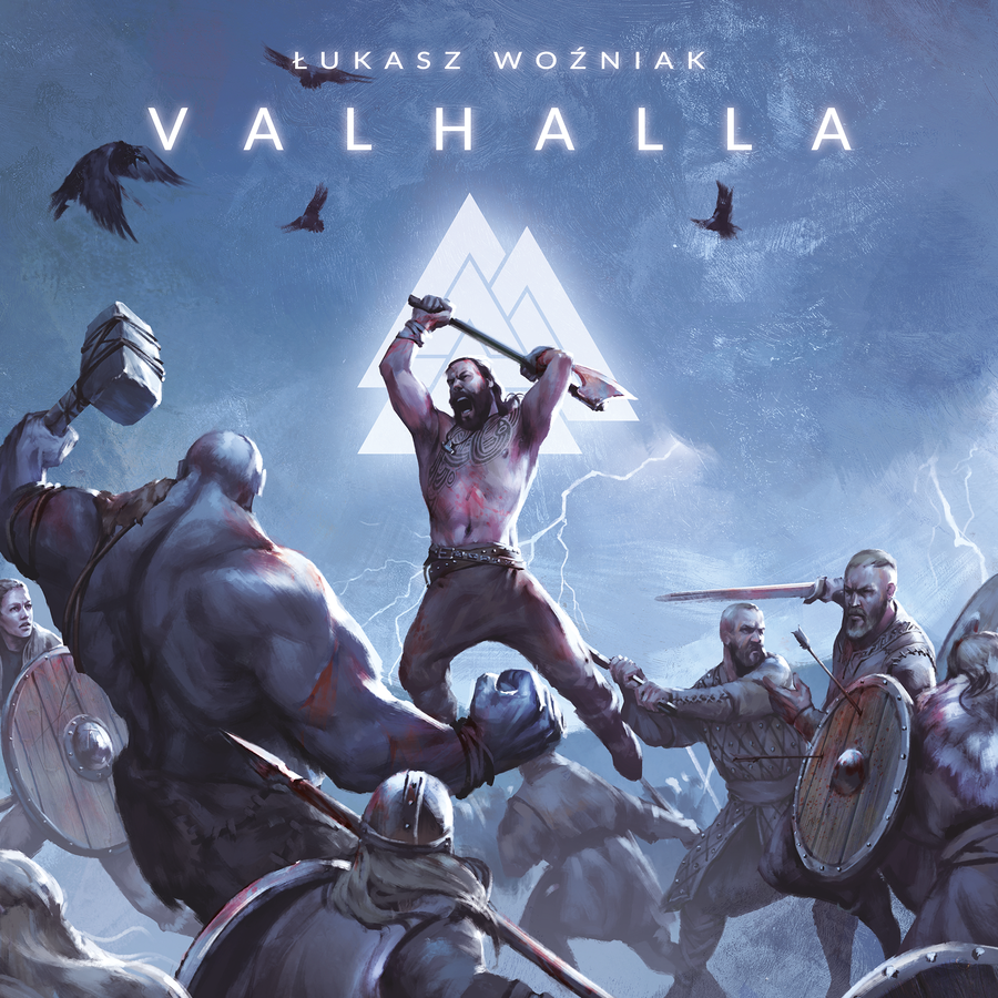 Valhalla: Card & Dice Game ALL-IN Kickstarter Pledge